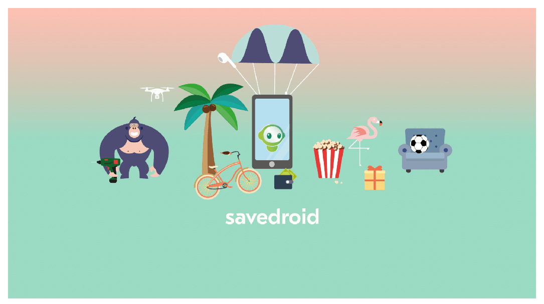 Android app Apple fintech Google iOS savedroid