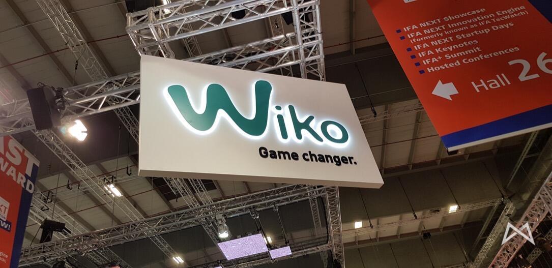 18:9 Android ifa IFA2017 Smartphone Wiko