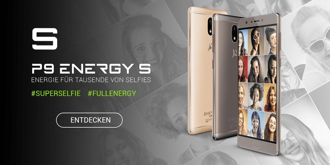 allview Allview P9 Energy S Android