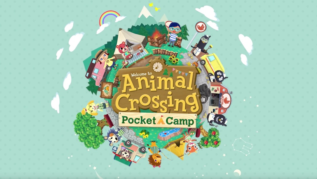 Android animal crossing Apple Google iOS Nintendo pocket camp