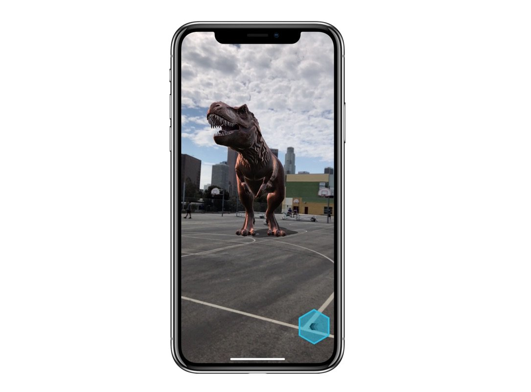 Apple AR Augmented-Reality iOS iphone iphone x