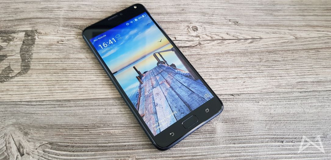 Android ASA Asus review Testbericht ZenFone 4 Max
