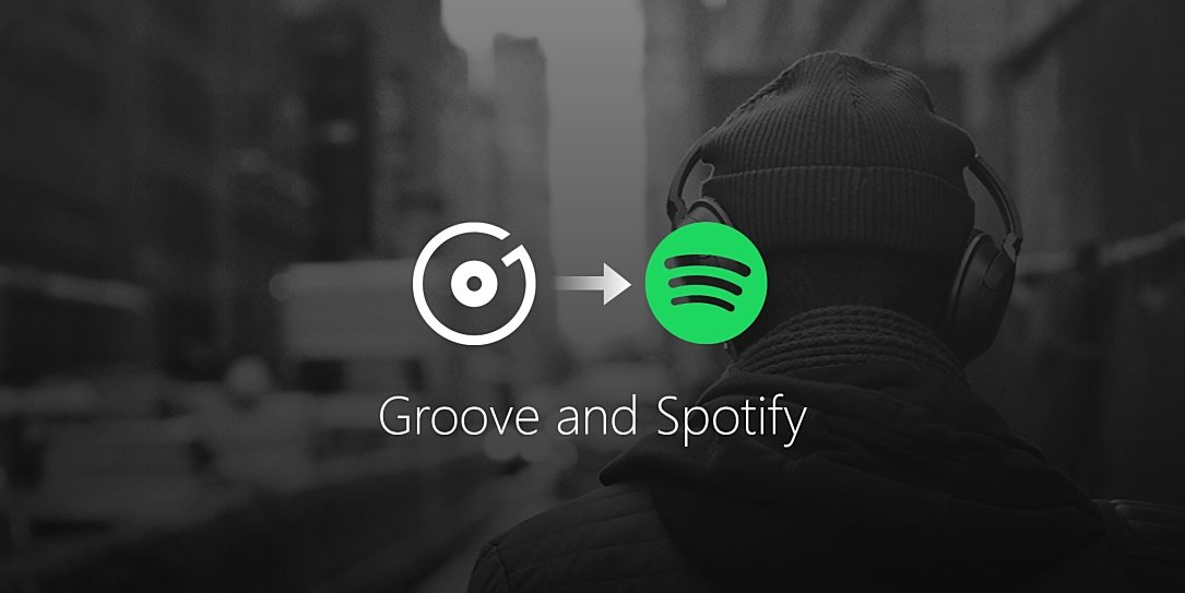 Groove Music microsoft Musikstreaming spotify streaming