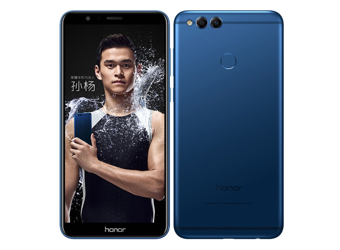 18:9 Android Honor Honor 7X