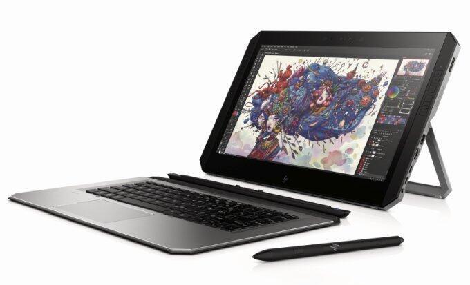 2-in-1 HP zBook x2