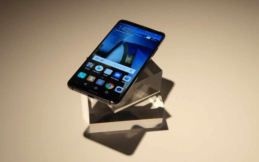 Android Display faltbar Huawei Smartphone