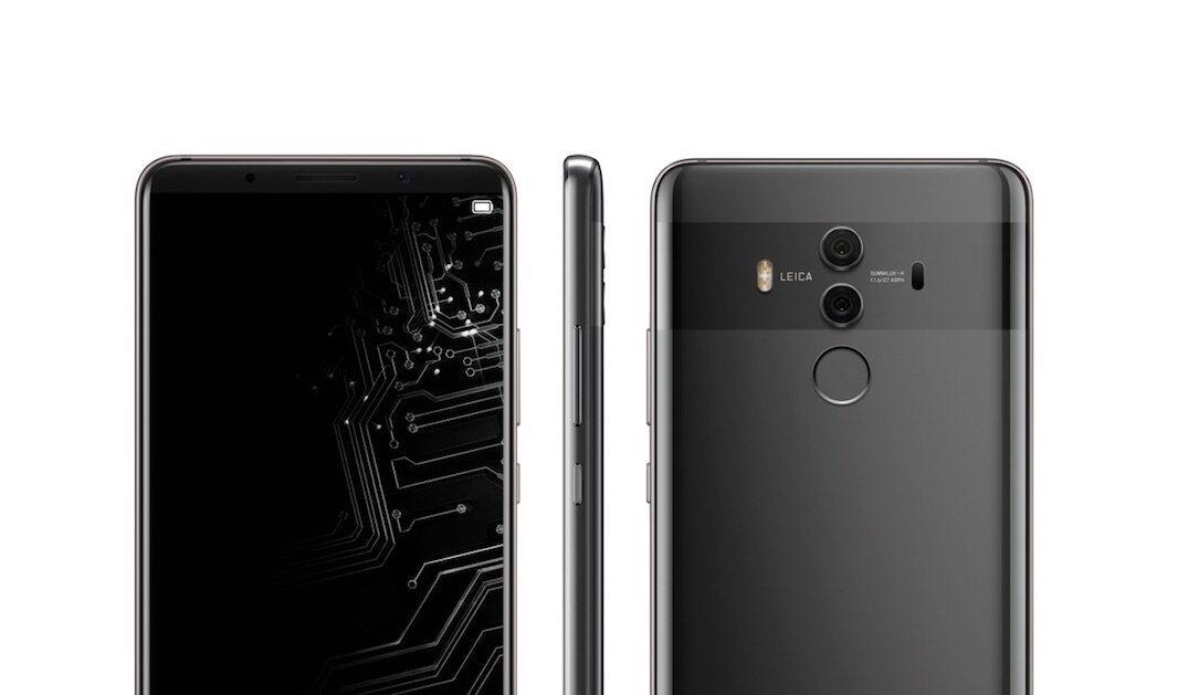 1 Android bild Huawei Leak mate 10 pressebild Pro