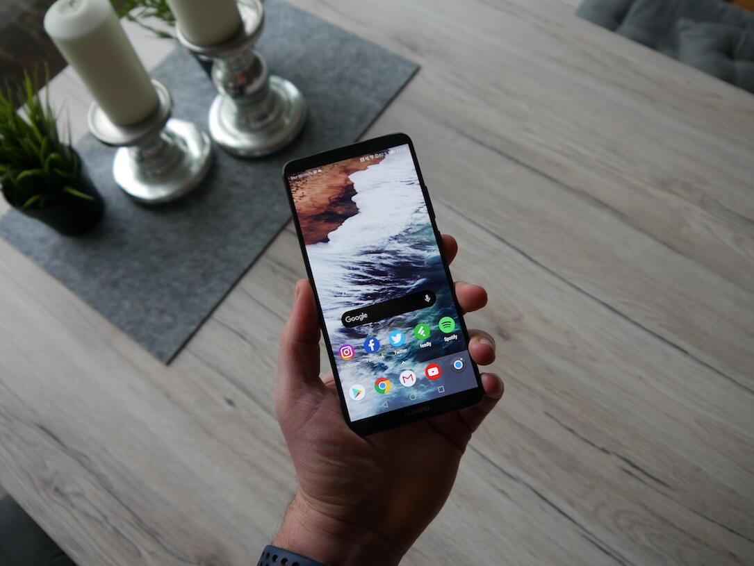 Huawei: Updates für Mate 10 Pro, P10 Plus, P20 und P20 Lite