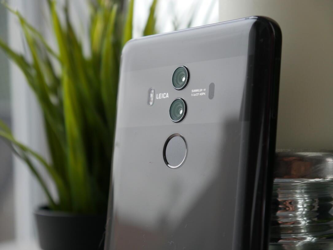 1 Android Einladung Huawei Kamera p20