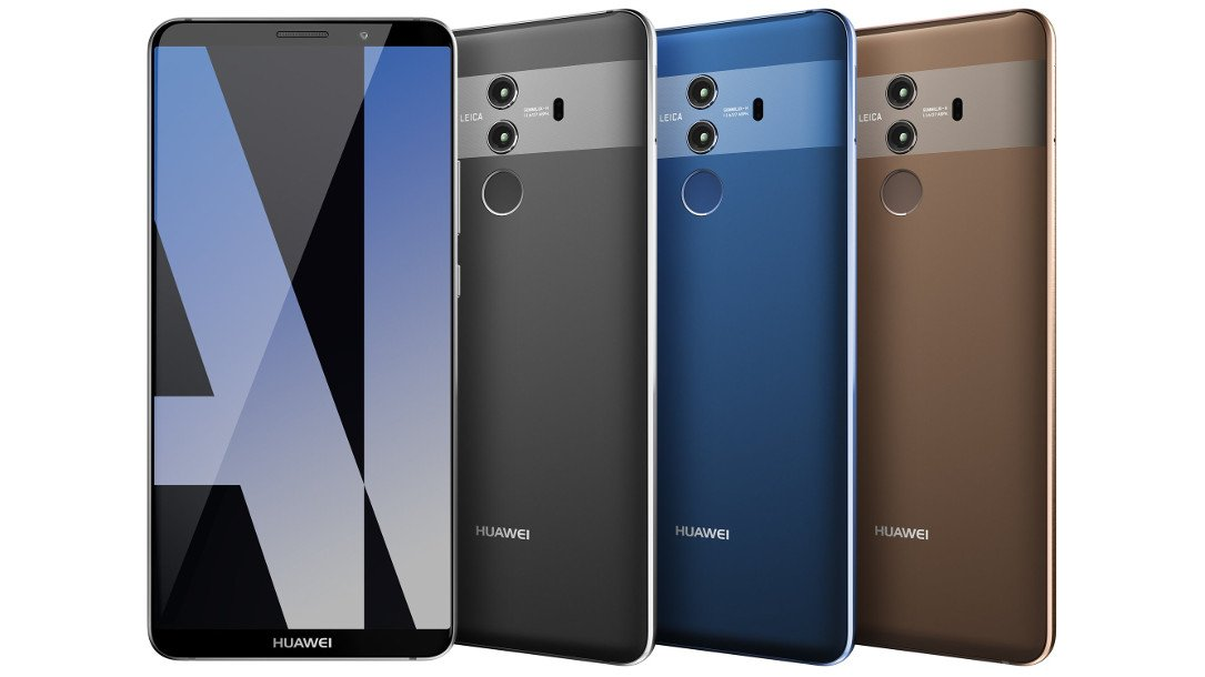 Android facebook Huawei Live mate mate 10 Pro stream YouTube