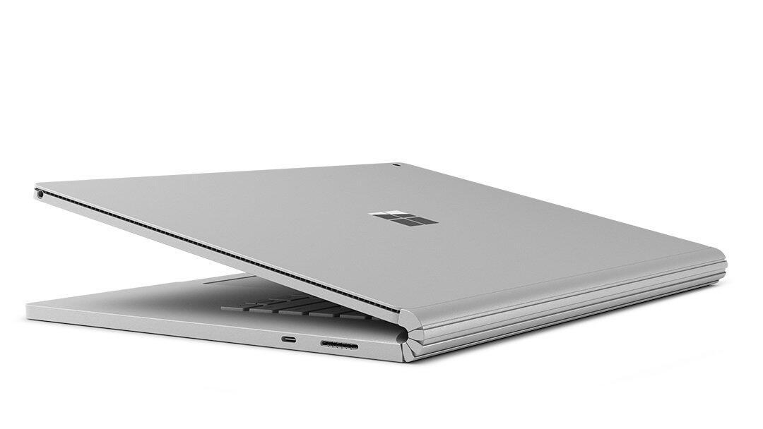 Microsoft Surface Book 2: Einsteigermodell erhält neuen Intel-Chip