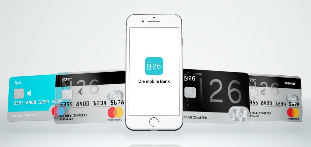 aff Android Apple bank fintech iOS n26 Update