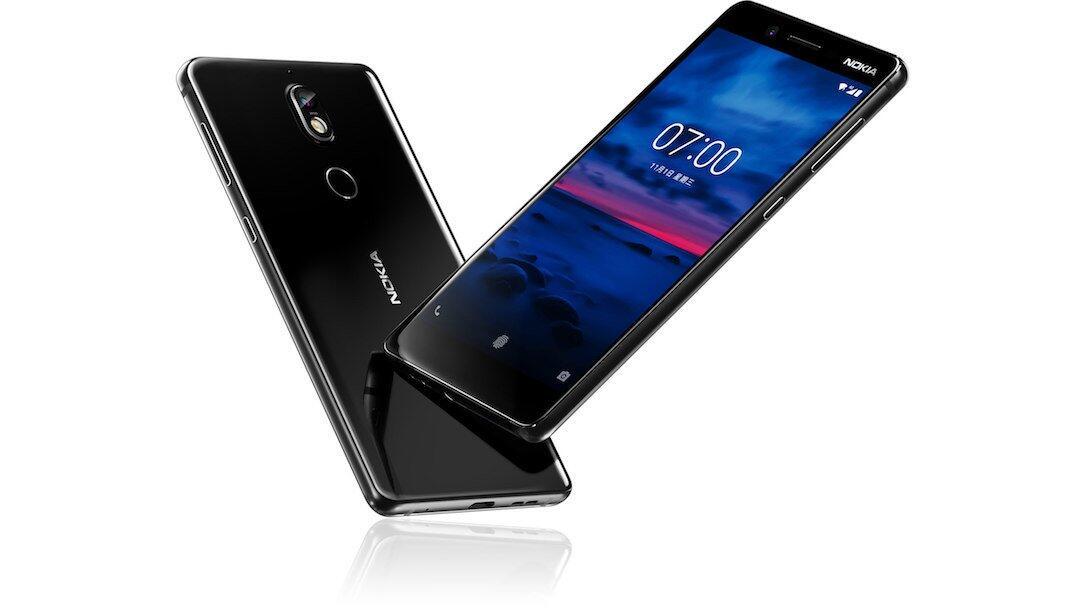 1 Android datum deutschland Google hmd global Nokia nokia 7 preis spezifikationen
