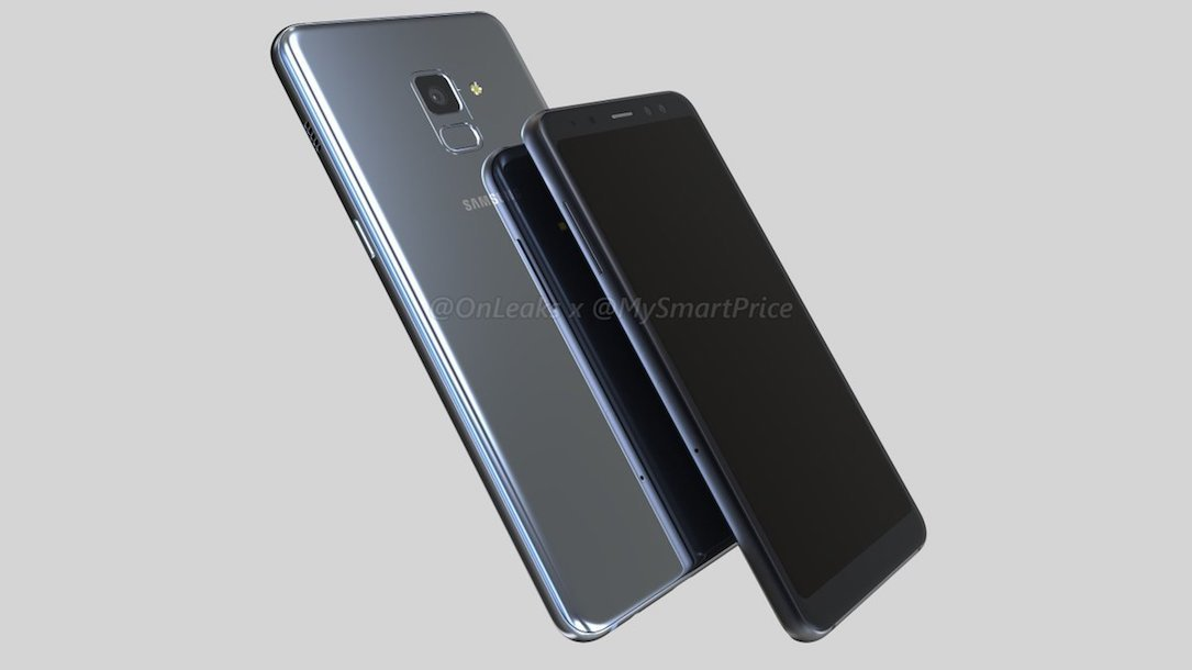 2018 a5 a7 Android galaxy Samsung