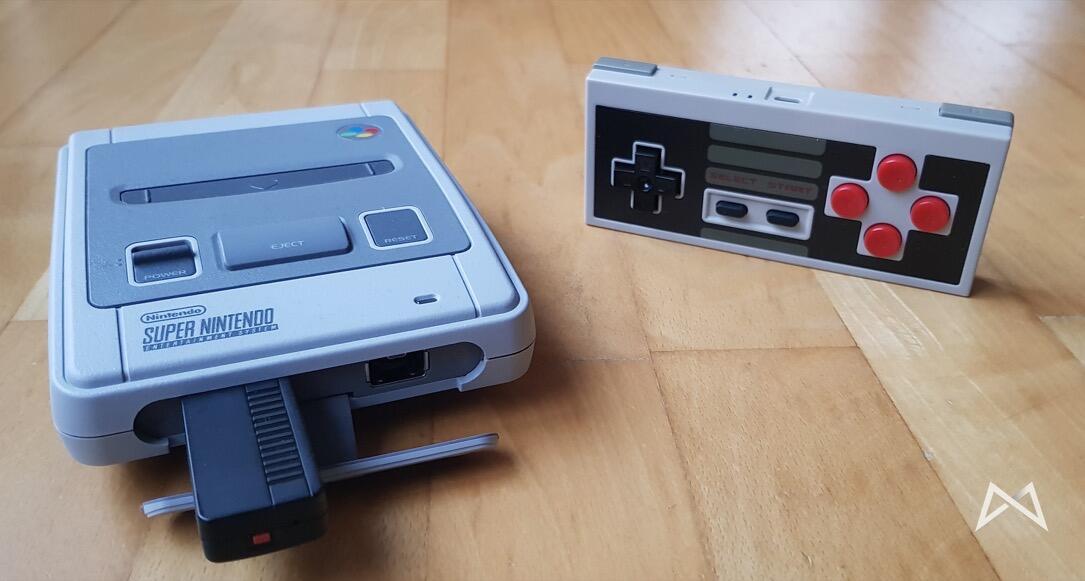 aff ASA Classic Mini Nintendo Retro Receiver snes Update
