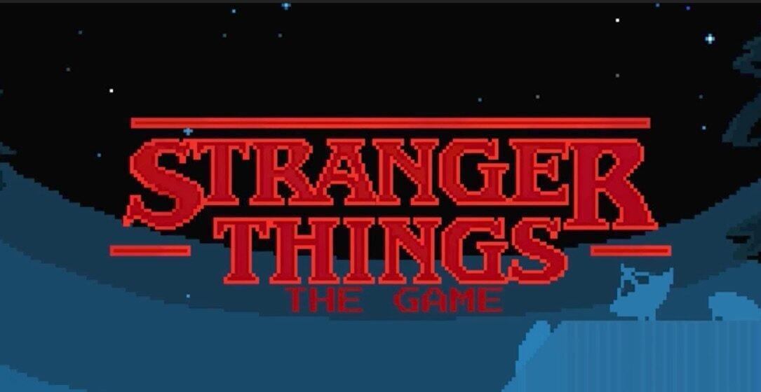Android Apple Google iOS Retro Spiel staffel 2 stranger things