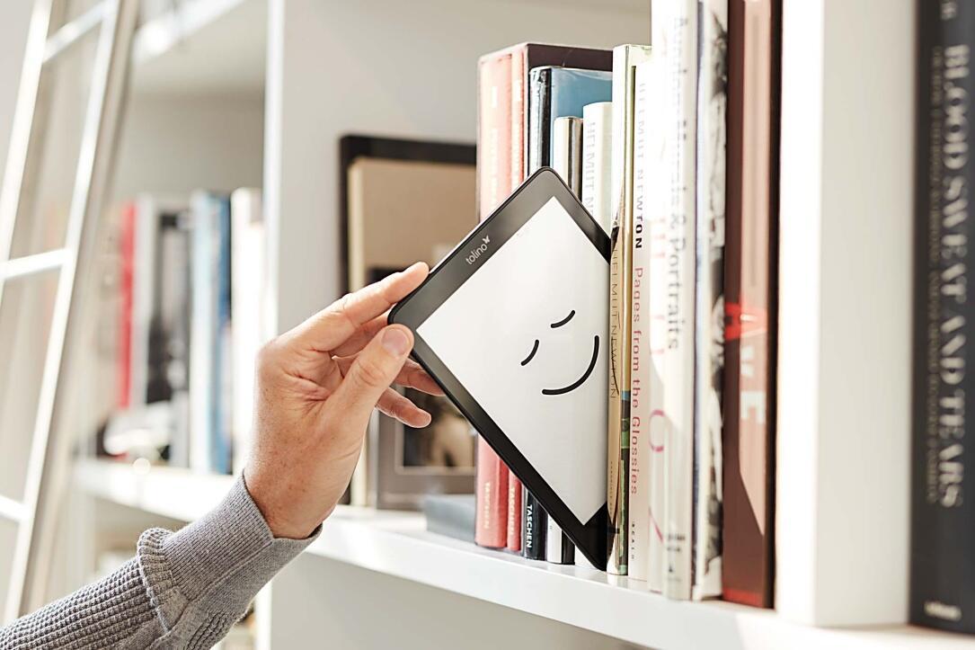 e-book Flatrat Tolino Tolino Select