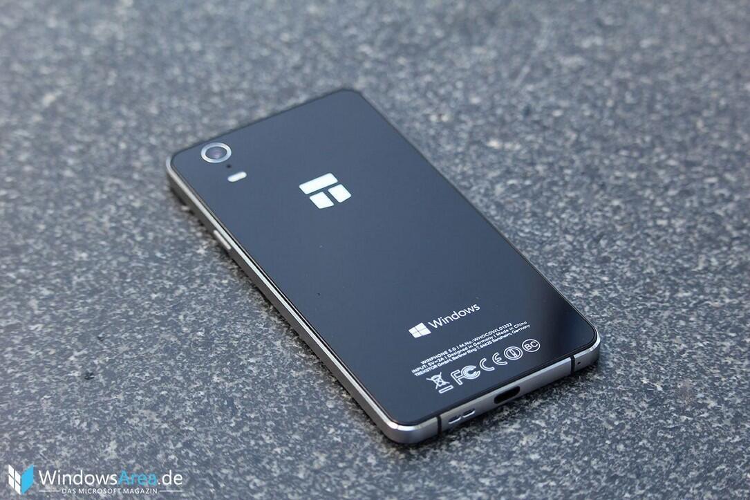 Indiegogo Trekstor TrekStor WinPhone 5.0 Windows 10 Mobile Windows Phone