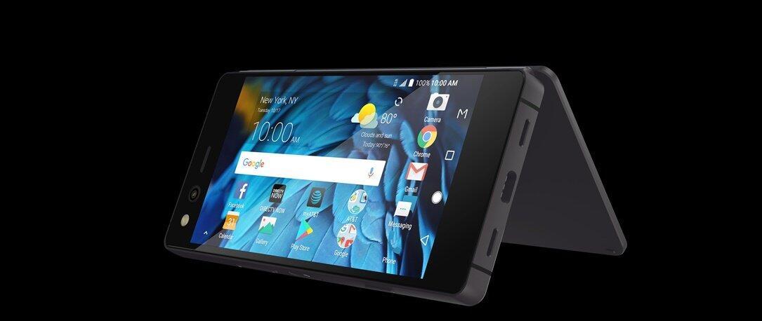 Android ZTE ZTE Axon M