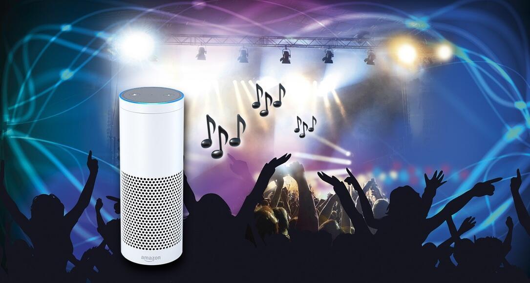 alexa amazon Android Echo Party
