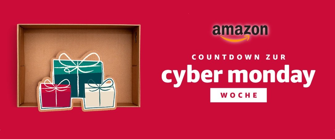 aff amazon angebote countdown Cyber Monday highlights