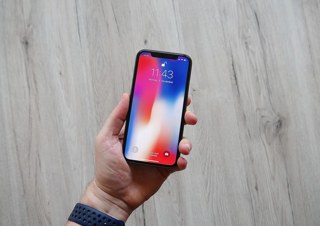 1 Apple face id iOS iphone iphone x mutter sohn Video