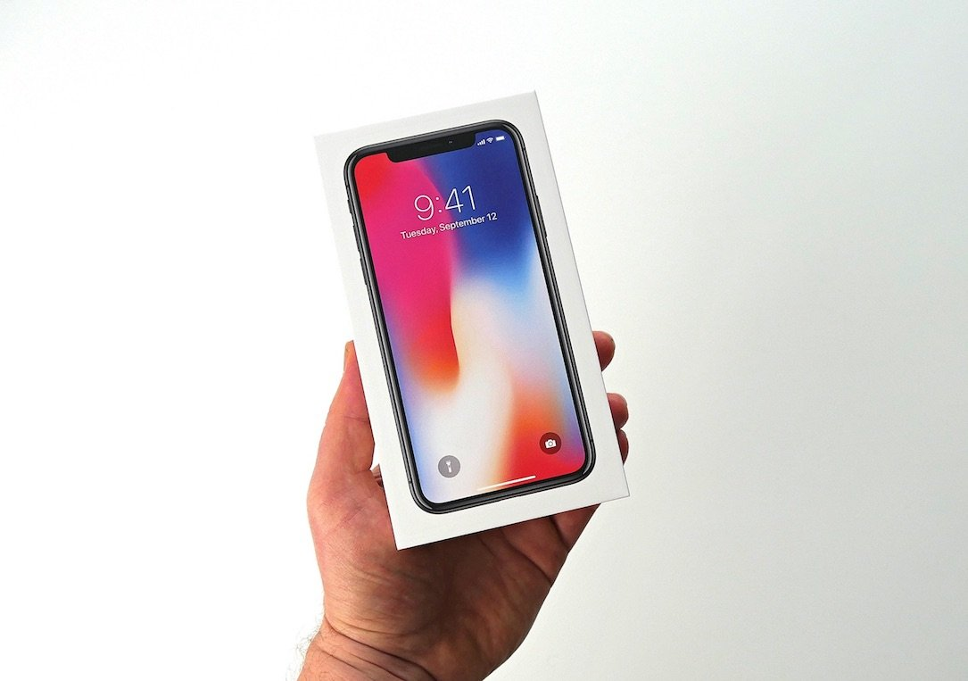 1 aff Apple eindruck fazit iphone iphone x meinung Unboxing