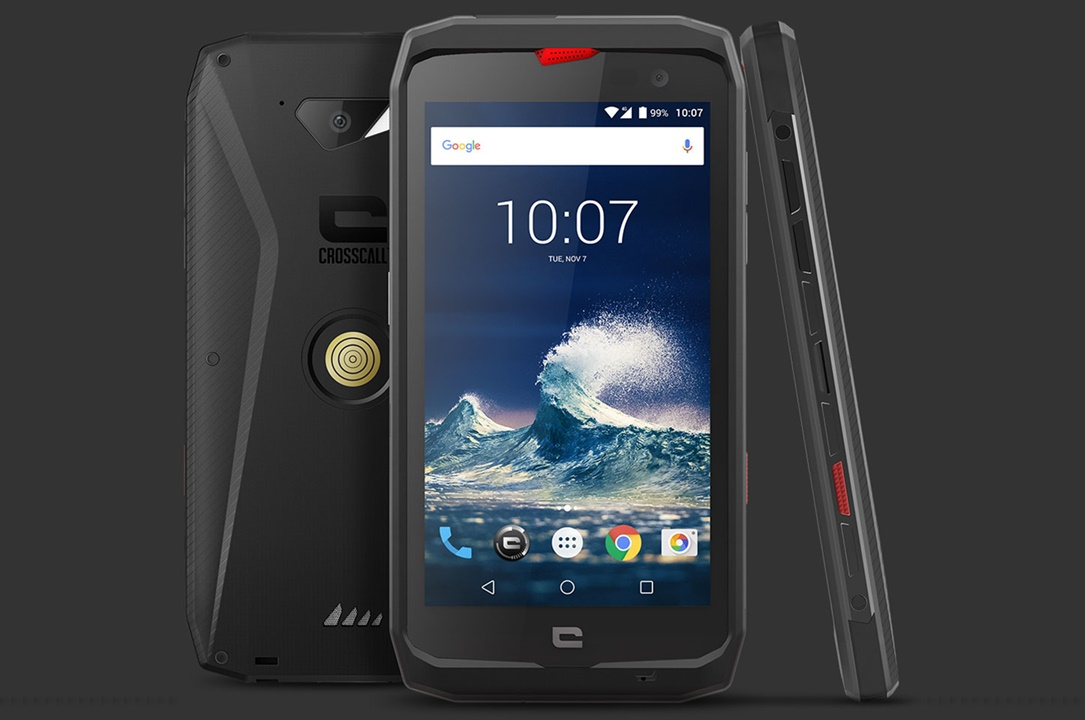 Action-X3 Android Crosscall Outdoor