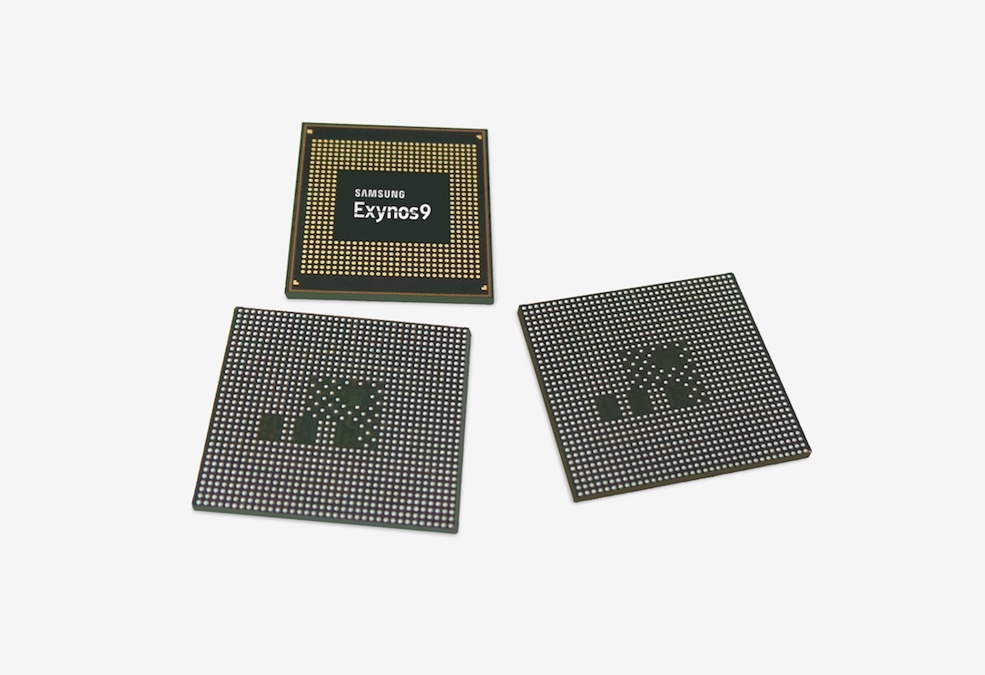 Android Exynos 9810 galaxy prozessor s9 Samsung