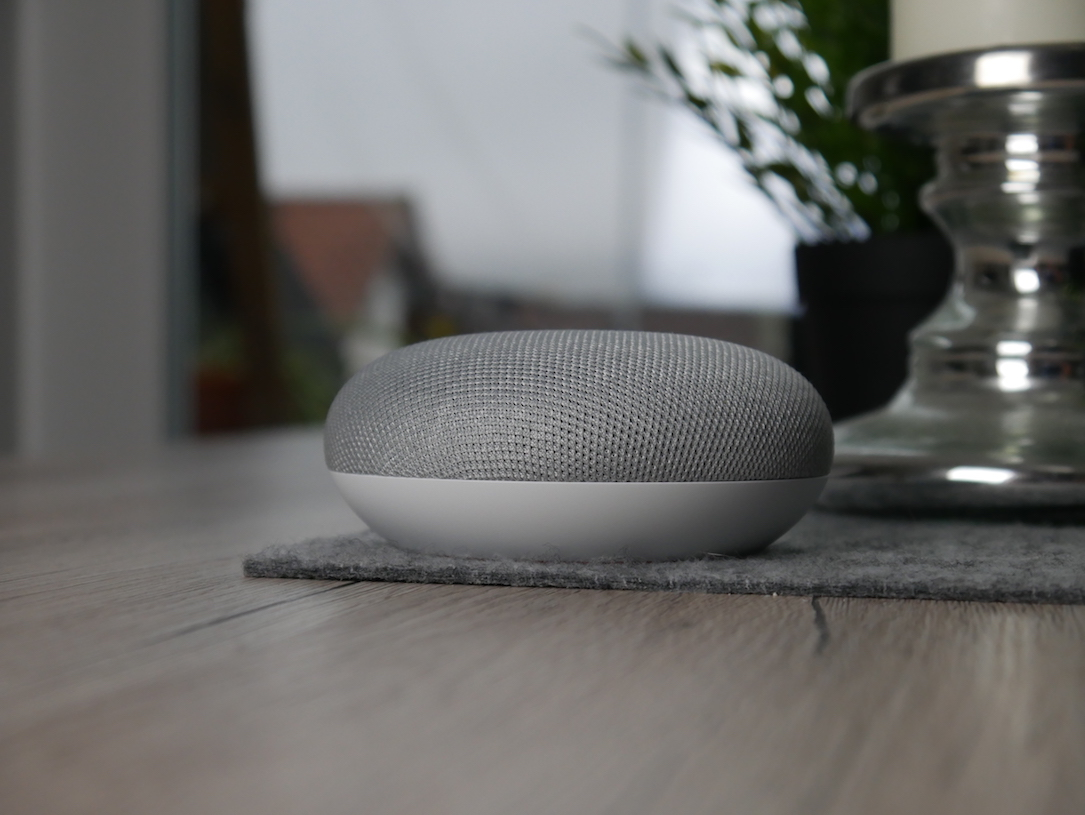 Befehle Google home mini smart home Update