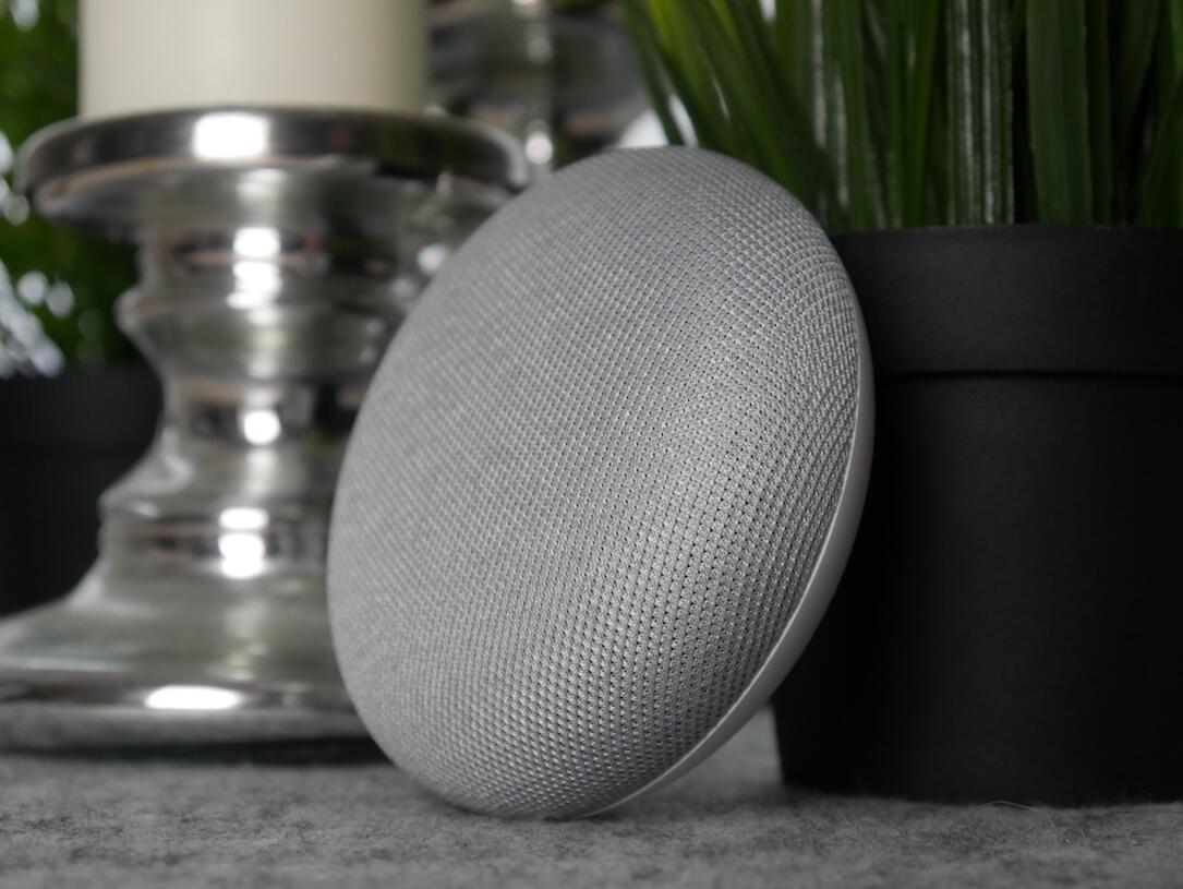 aff Android Apple Google home Mini