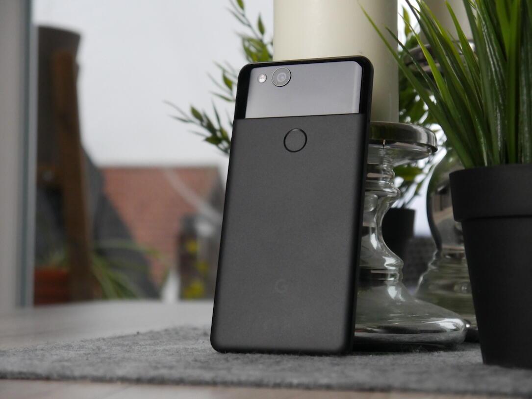 Android Google Kamera pixel 2 pixel 2 xl Update