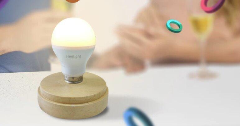 Heelight Heimsteuerung kickstarter lampe smart home