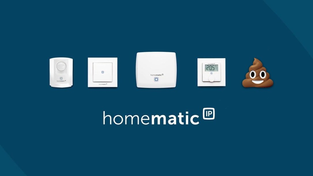 1 aff Android Apple fail homematic homematic ip smart home