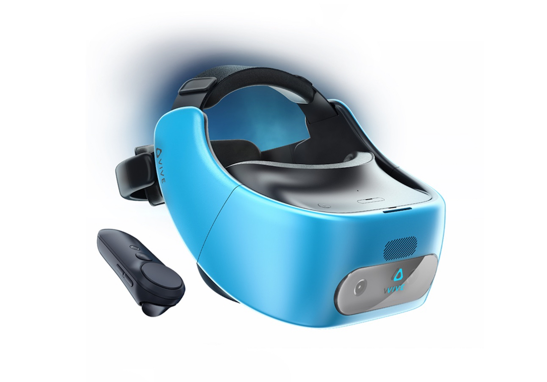 focus HTC vive vr headset