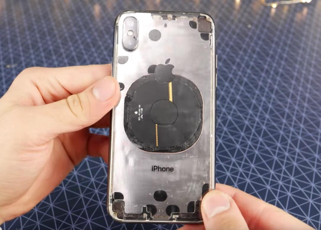 Apple durchsichtig iOS iphone iphone x transparent