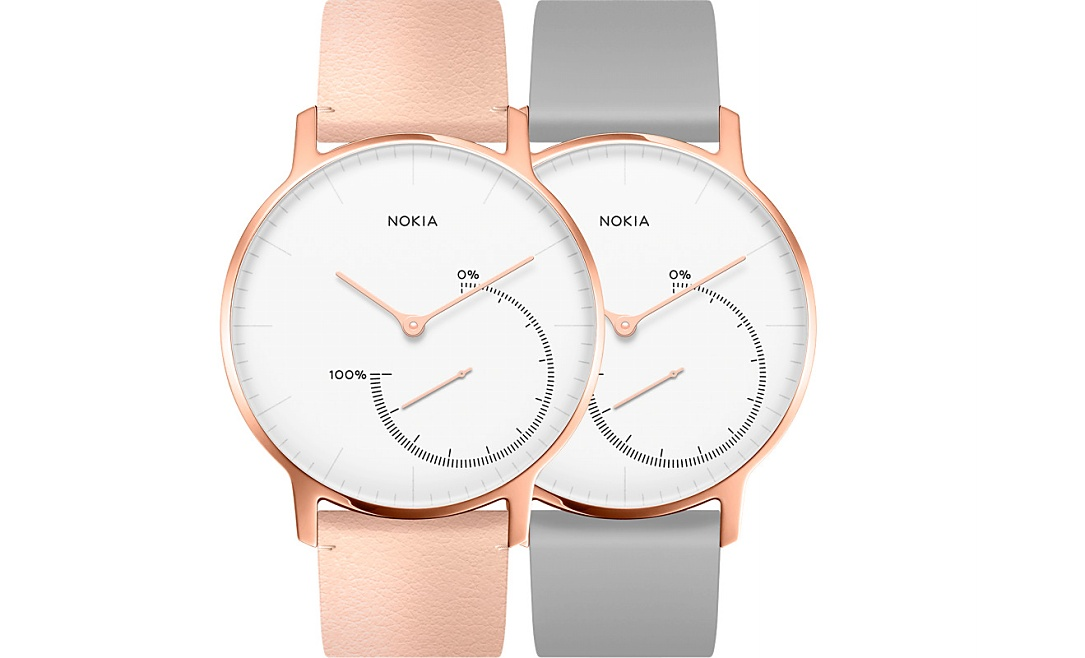 Hybrid-Uhr Nokia Nokia Steel