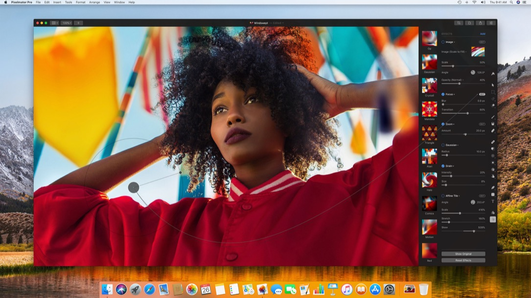 app Apple mac pixelmator Pro
