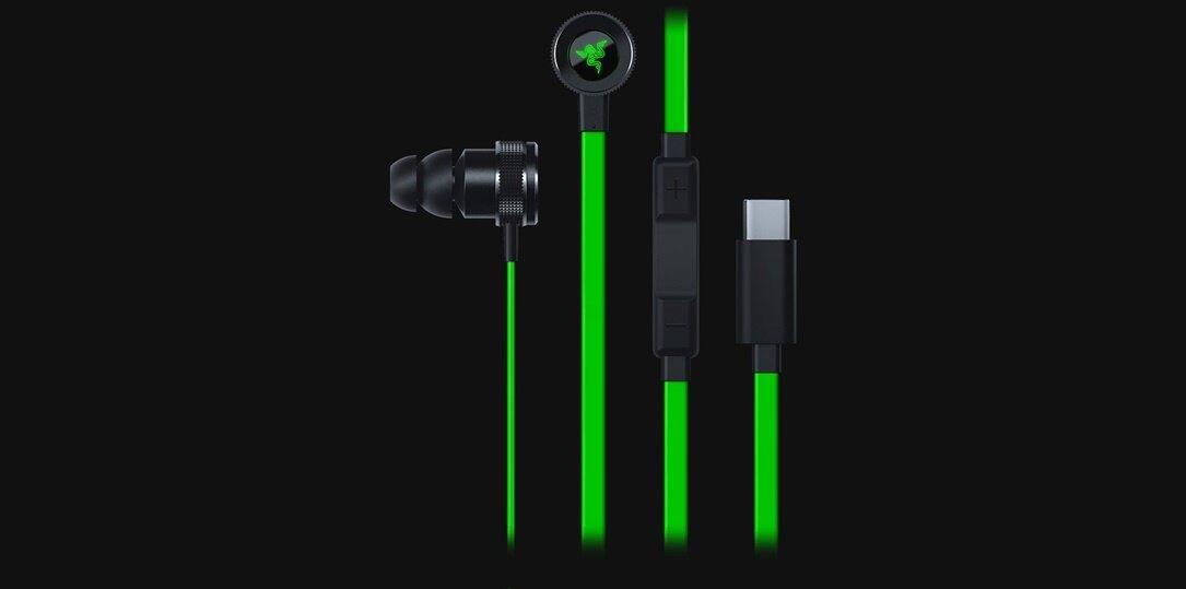 aff In-Ear-Kopfhörer razer Razer Hammerhead for iOS Razer Hammerhead USB-C