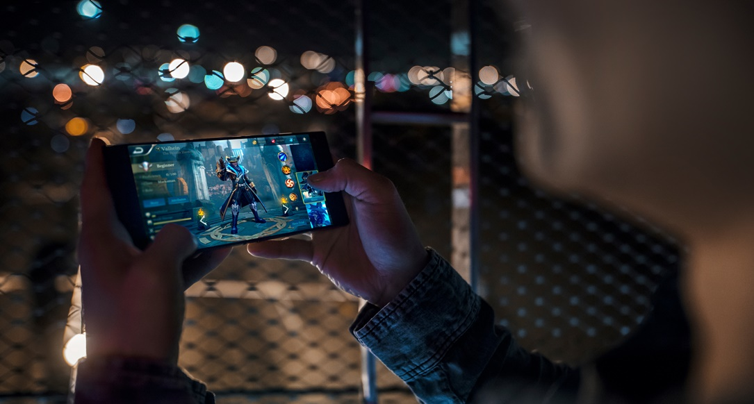 Dolby Digital Plus 5.1 HDR netflix Razer Phone