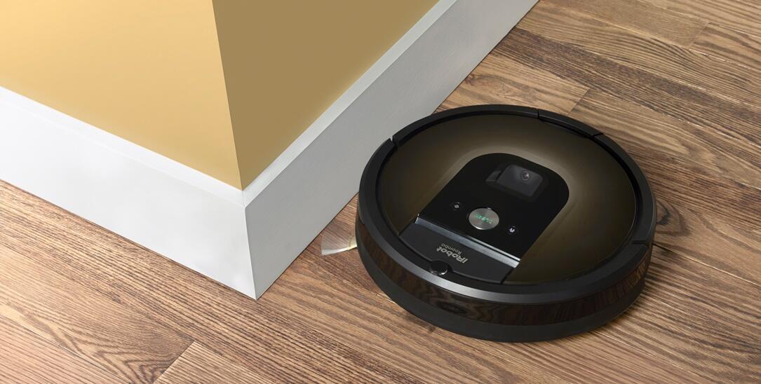 Roomba staubsauger