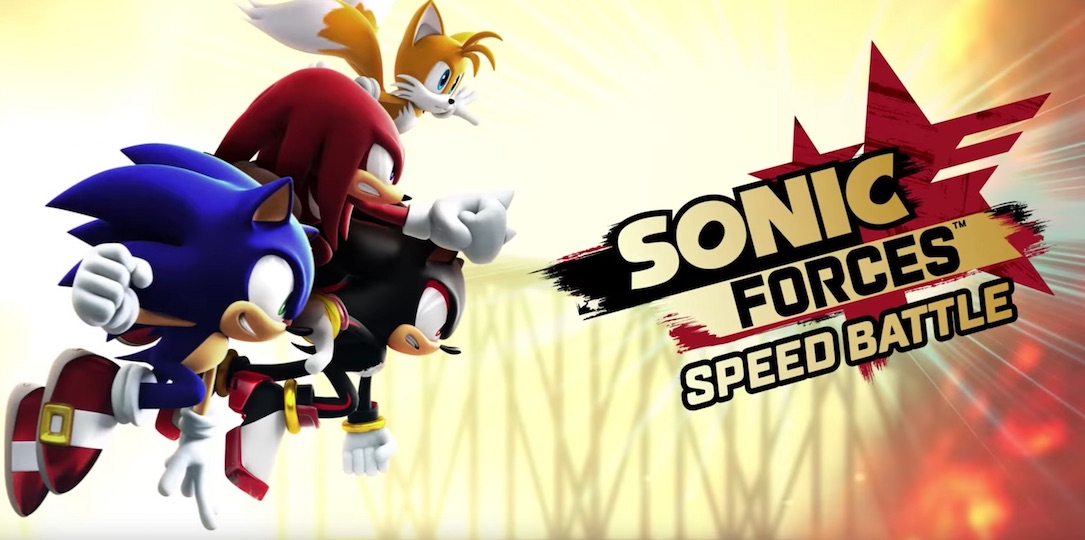 aff Android Apple Google iOS sonic forces speed battle