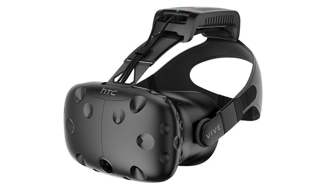 aff HTC Vive TPCast VR Brille