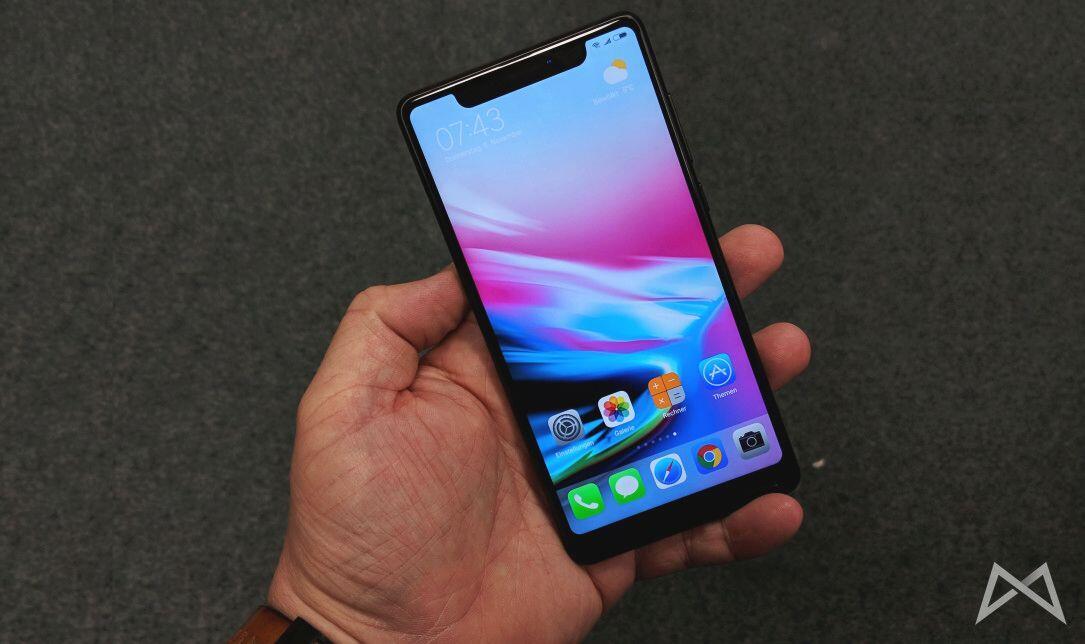 Android DDDWNB iphone x look Nodge