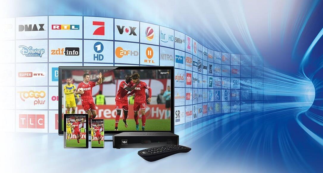 1 1&1 1und1 aff dsl online tv streaming TV vod