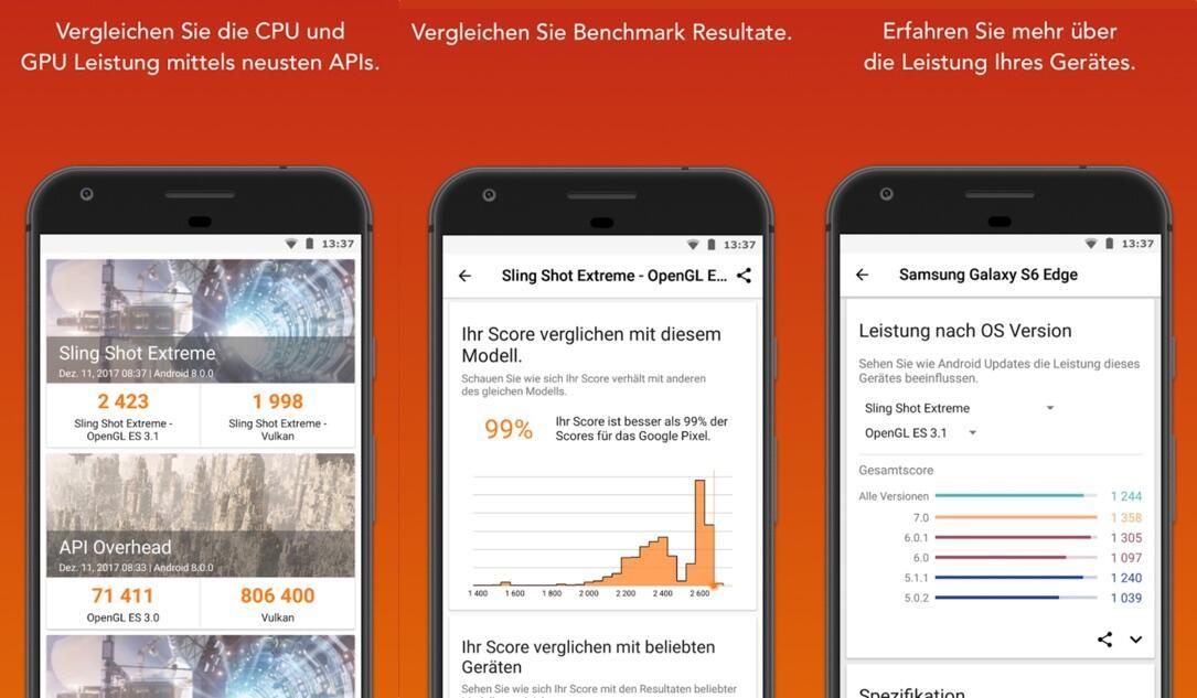 3DMark Android AnTuTu Benchmark Update