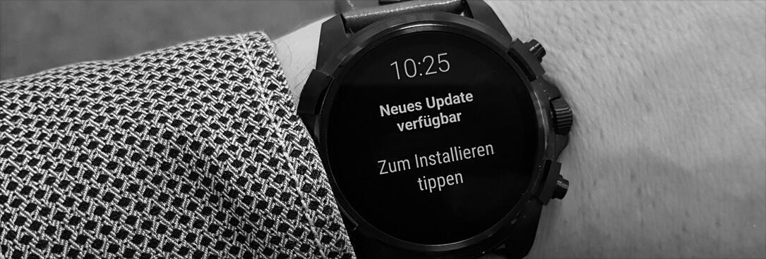 Androd DieselON Firmware-Update FULL GUARD oreo wear