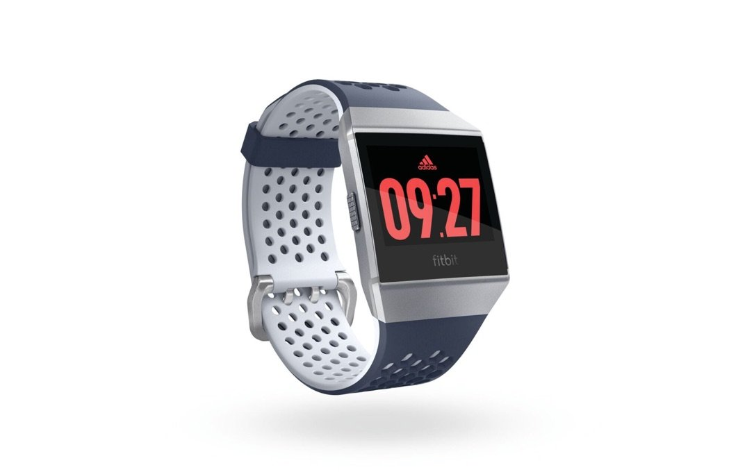 adidas aff Android Apple fitbit Fitbit Ionic Google iOS smartwatch