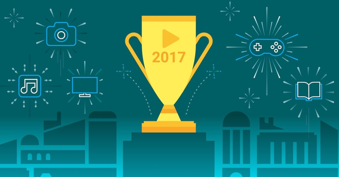 1 2017 Android Apps beste charts Google highlights liste play store Spiele