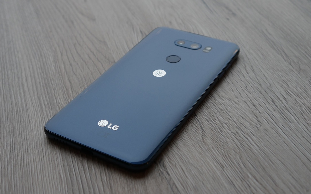 1 aff Android LG review test v30